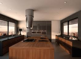 Retractable Kitchen Light Retractable Steel Hood For Contemporary Kitchens By Samuel