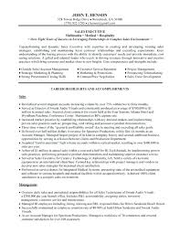 Professional Sales Resume Professional Sales Resume Template Executive Sales Resumes