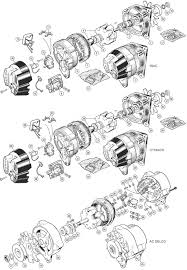 alternator fittings lucas 16acr 17acr 18acr ac delco tr5 6 click here to zoom the image