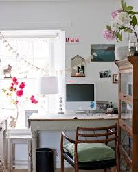 chic home office.  chic floppy but refined boho chic home offices intended office