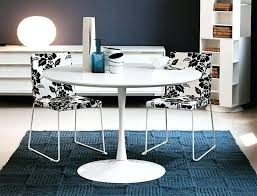 white round modern dining table stunning modern white round dining table modern white round dining table