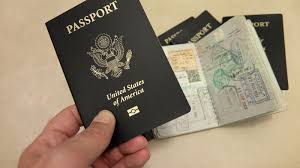 Us Passport Design U S Passport Policy Changing
