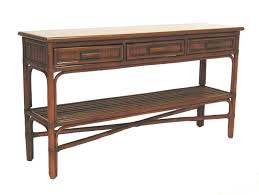 rattan console table. Console Table Rattan N