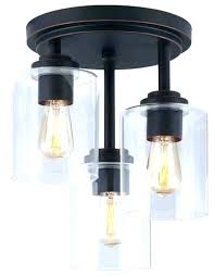 small flush mount chandelier kitchen light fixture ceiling lights semi bathroom lighting