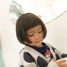 可愛い髪型子供小学生ショートロングのカタログアレンジも I