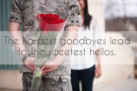 Military Love Quotes Classy An Open Letter To Military Girlfriends