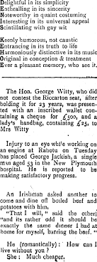 Papers Past | Newspapers | Opunake Times | 4 December 1925 | Page 3  Advertisements Column 3