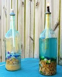 diy tiki torch wicks best wine bottle lamp projects images on of torch wick wine bottle diy tiki torch wicks