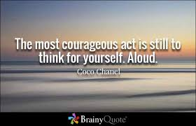 Image result for Think of Yourself Picture