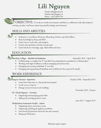 Resume Demo Nice Demo Of Resume Model Documentation Template Example Ideas 1