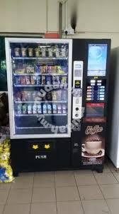 Can Vending Machine Magnificent CoffeeCan And Combo Snack 48 In 48 Vending Machine Professional