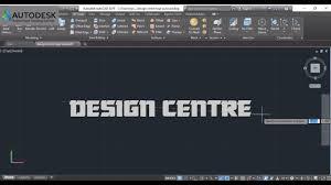 Where Is Design Center In Autocad 2019 Design Centre Logo Autocad Er Mohit Kaljoria Design Centre Indore