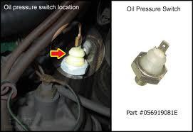 vwvortex com 1990 vw cabriolet oil pressure light sensor issue vdo oil sender instructions at Vw Oil Pressure Gauge Electric Wiring