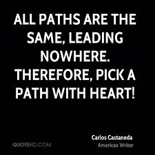 Carlos Castaneda Quotes Fascinating Carlos Castaneda Quotes QuoteHD