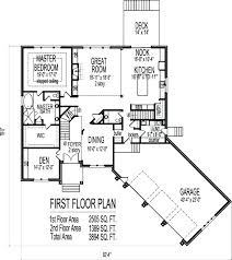 4 bedroom floor plans ranch fabulous well suited design ranch floor plans with angled garage house