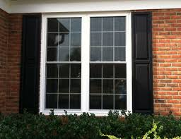 House Exterior Windows With Black Shutters Homemade Cleaners For - Shutters window exterior