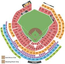 Detailed Nationals Park Seating Chart Nationals 2020 Tickets Catch The Mlb Season Live
