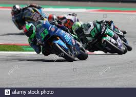 MotoGP - Austrian Grand Prix - Red Bull Ring, Spielberg, Austria - August  16, 2020 Italtrans Racing Team's Enea Bastianini in action during the Moto2  race REUTERS/Lisi Niesner Stock Photo - Alamy