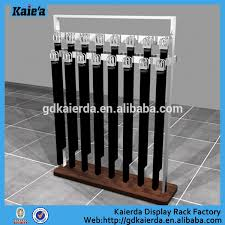 Leather Belt Display Stand Extraordinary Retail Belt Display StandBelt Stand Display Shop Decoration Buy