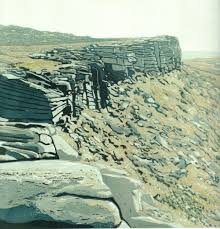 Katherine Rhodes   NATIONAL ORIGINAL PRINT EXHIBITION 2018   The Royal  Society of Painter-Printmakers
