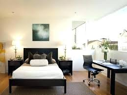 bedroom office combination. Home Office And Bedroom Combo Guest Ideas Impressive . Combination T