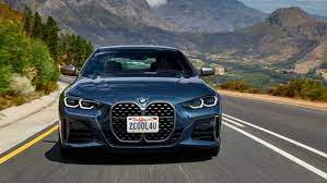 How Does The U S License Plate Look On The New Bmw 4 Series Coupe Yazoogle