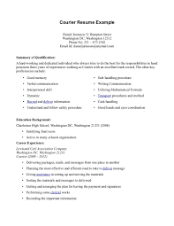 Sample Five Paragraph Narrative Essay Truck Driver Resume Example