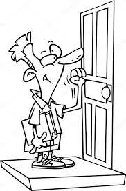 Image result for cartoon salesman
