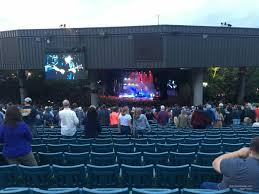 Great Woods Seating Chart Xfinity Center Mansfield Ma Section 10 Rateyourseats Com