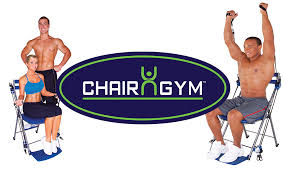 Chair Gym Exercise Chart Chair Gym