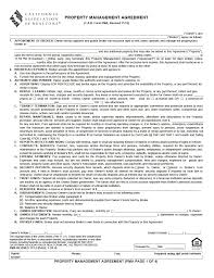 Property Management Agreements Property Management Forms Contracts Agreements Templates 3