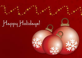 Happy Holiday Card Templates 16 Holiday Greeting Card Template Images Free Christmas