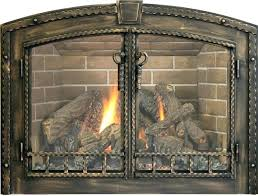 your chimney ceramic glass fireplace doors high temp replacement