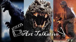 เล่าหนัง] Godzilla GMK : ก๊อดซิลล่าฉบับคนอวดผี [Art Talkative] - YouTube