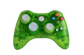 Xbox 360 Orange Light Wireless Game Controller For Microsoft Xbox 360 Console Pc