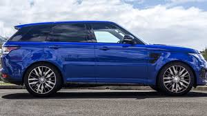 2018 land rover range rover sport. modren range 2018 range rover sport svr 060 all terrain test  crazy exhaust sound and land rover range sport r