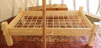 A Rope Bed