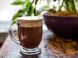 It keeps in the freezer, so add a scoop as it started when i was flipping through a church cookbook and saw a recipe for hot buttered rum. Want Your Coffee And Hot Cocoa Too This Italian Drink Combines Them Serious Eats