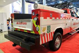 state farm rescue vehicle editorial photography image of logo 41521722