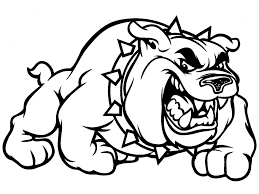 Small Picture Bulldog Coloring Pages Coloring Coloring Pages