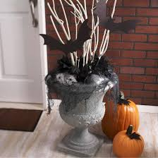 Halloween Urn Decorations