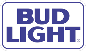 Bud Light Car Decal