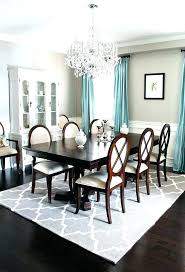 what size rug goes under a dining room table area rug under dining room table grey what size