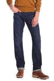 7 For All Mankind Standard Straight Leg Jeans Nordstrom Rack