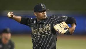 Kumar Rocker top prospect for MLB draft ...