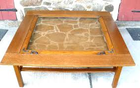 Full Image For Coffee Tableawesome Coffee Table With Glass Display Case Coffee  Table With Glass Display ...