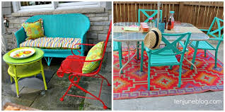 The Color Of Your Outdoor Furniture Intended For Colorful Ideas 0 Chairs  Plan Carletoncgc.com