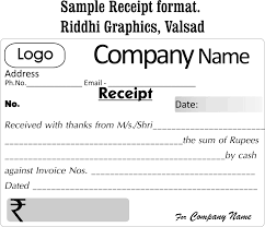 How To Write A Cash Receipt 24 Cash Cheque Receipt Format Primary Write 24