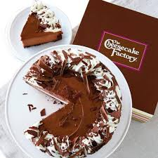 harry david new the cheesecake factory chocolate mousse cheesecake divine gifts candy