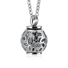 cremation jewelry for ashes memorial urn pendant necklace snless steel cylinder lantern pendant cremation keepsake jewelry uk 2019 from weikuijewelry